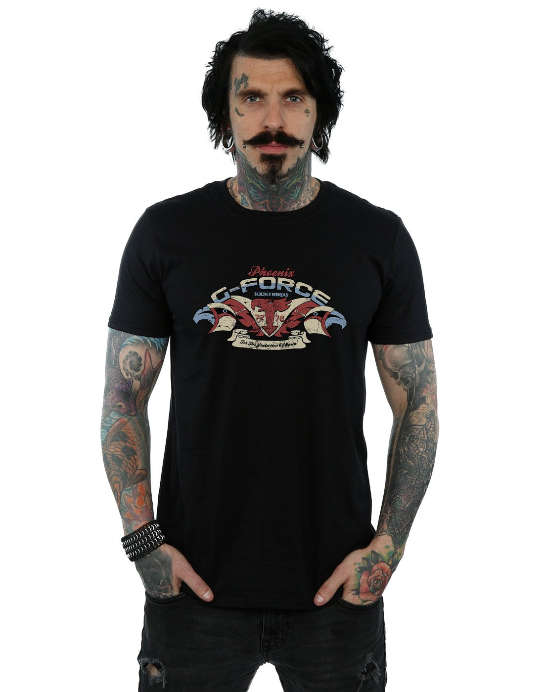 Alex Chenery Phoenix G Force T Shirt 3701