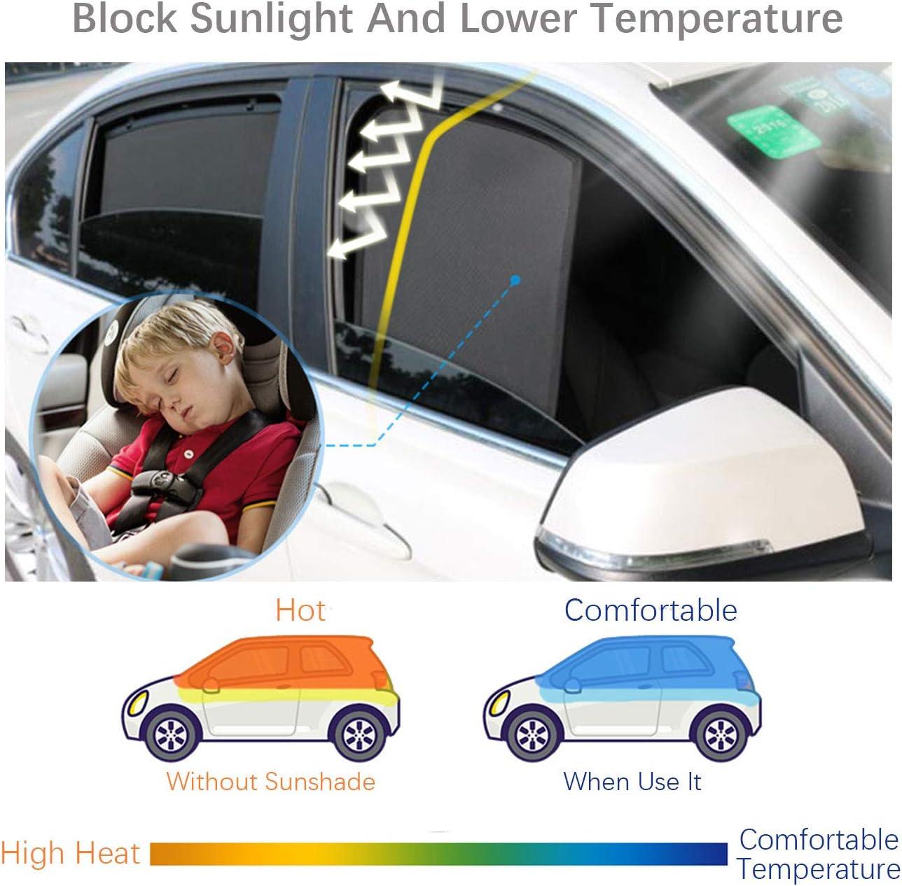 7 Inch Sun Shade Sunshade*Sunshield Visor Anti Glare Car GPS Navigator Access GG