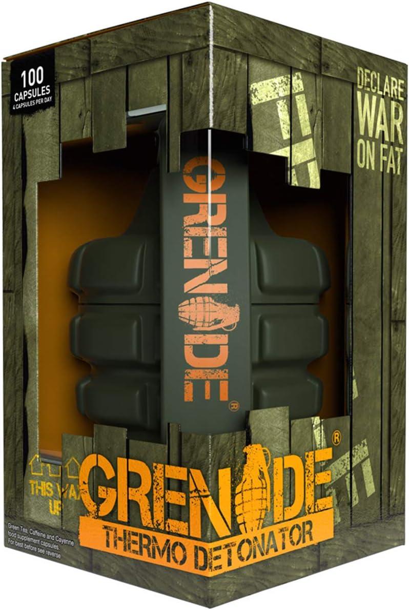 arzator grasimi grenade
