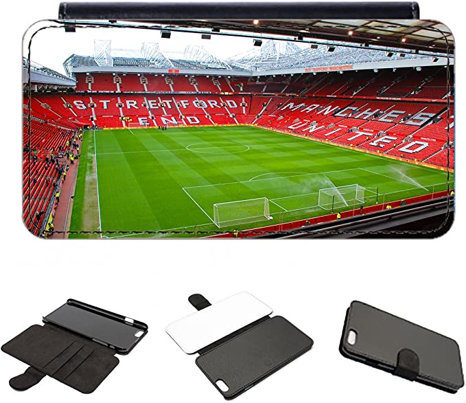 Leather Old Trafford 2 Manchester United Man Utd Football Ground Iphone Samsung Cover Case Icasecreatives Iphone 6 Amazon Co Uk Electronics