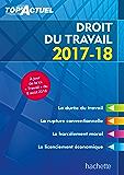Top'Actuel Droit Du Travail 2017-2018