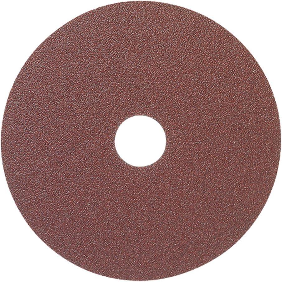 "Mercer Industries 302060 60 Grit Aluminum Oxide Resin Fiber Discs (25 Pack), 5 x 7/8"" 71o2WraRQ5L"