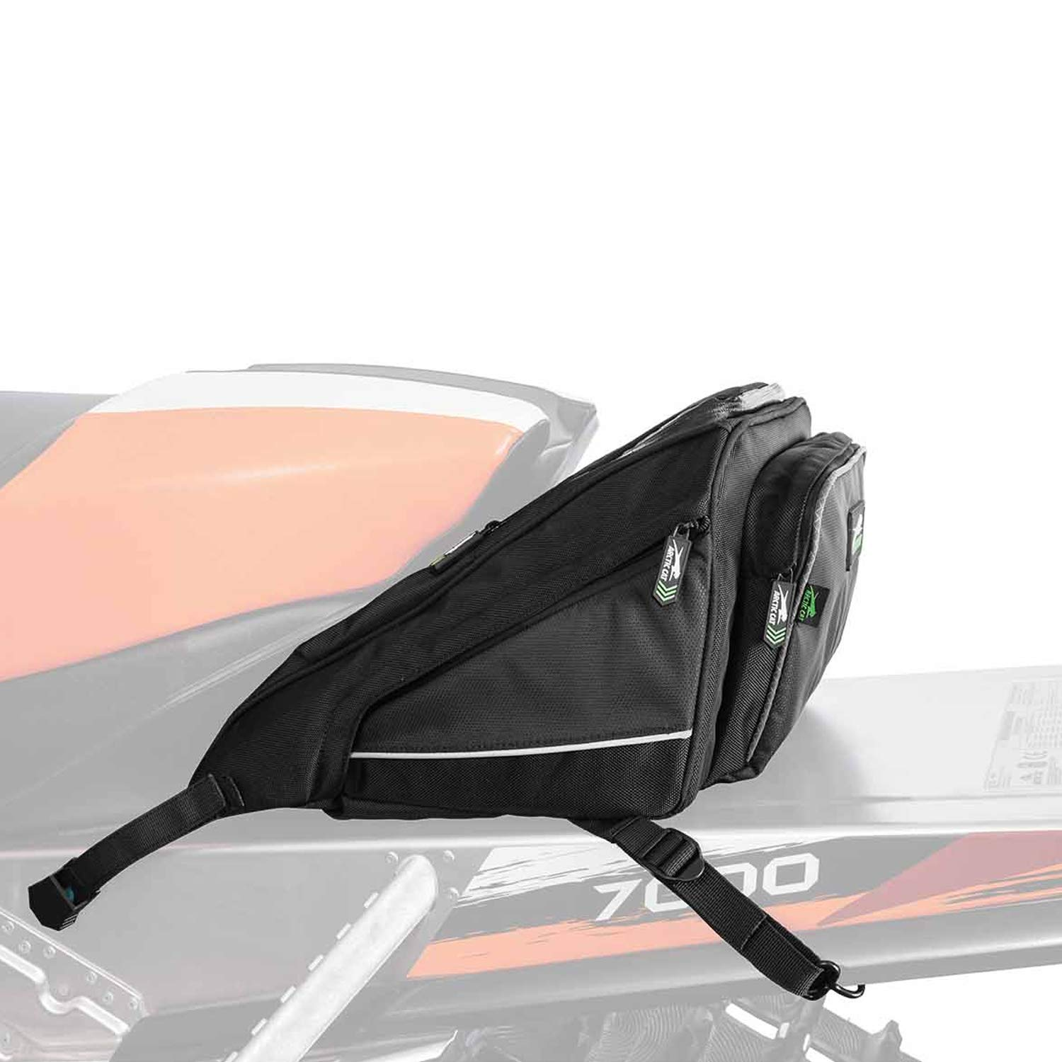 Arctic Cat Snowmobile Seat Pack for ZR M XF