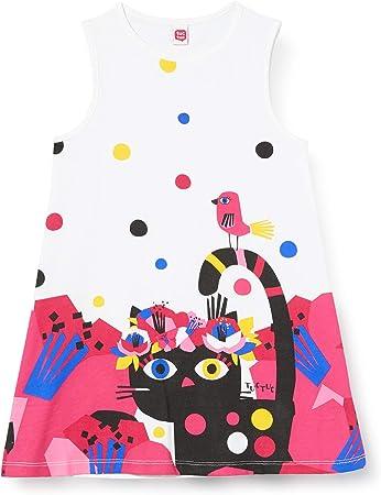 Tuc Tuc Cat Vestido para Bebés