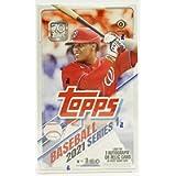 2021 Topps Series 1 Baseball Hobby Box (24 Packs/14 Cards 1 Silver Pack)
