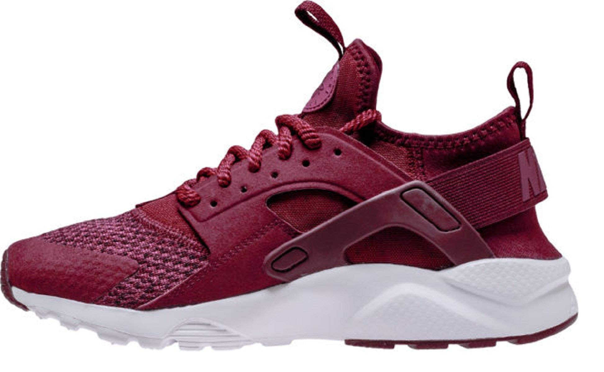 d6abd4439e4cc NIKE Huarache Run Ultra SE Boys Fashion-Sneakers 942121-600 6Y - Burgundy