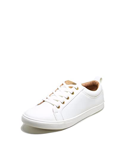 a37597ab1ea45 Doc Martin Zurik White Sneakers - 7  Buy Online at Low Prices in ...