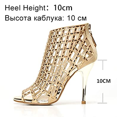 5fe2504666 Amazon.com | I Need-You Woman Boots Ankle Summer Shoes High Heels ...