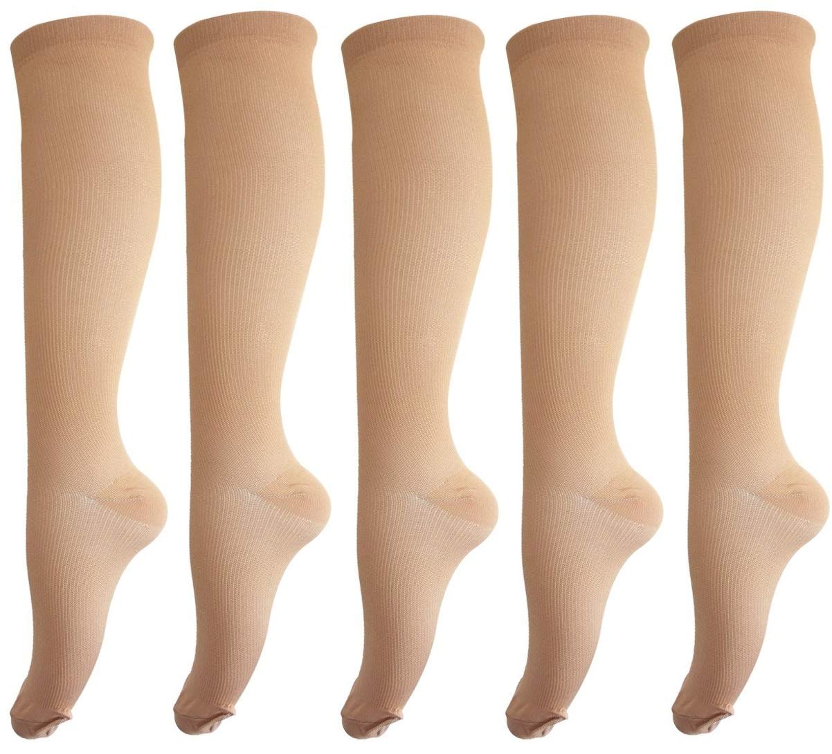Mother & Kids Girls' Clothing Independent 2019 New Arrival New Stocking Varicose Vein Circulation Compression Women Girl Elastic Stocking Sports Leg Support Wholesale Hot Buy Now