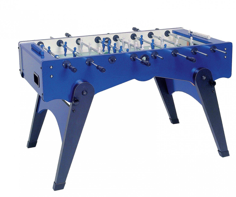 Garlando Tischfußball Foldy (blau, Profistangen (PR))