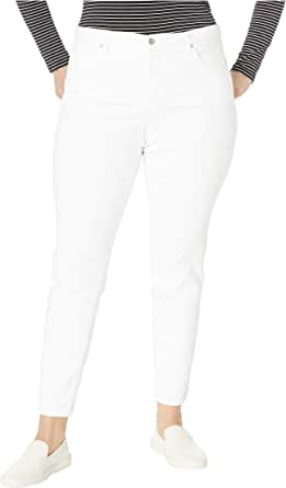 NYDJ Womens Plus Size Ami Skinny Legging Jean Jeans