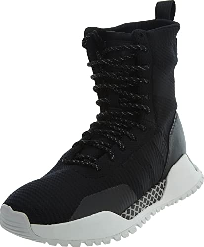 infinito enlazar Motivación  adidas Men's Originals AF 1.3 Primeknit Boots BY9781 (9 M US)  Black/Black/White: Amazon.co.uk: Shoes & Bags