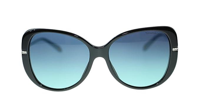 ba70ee424f Amazon.com  TIFFANY   CO Butterfly Women s Sunglasses TF4126B 80559S ...