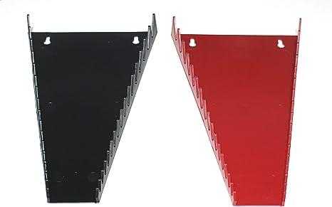 Tool Sorter Socket Tray Organizer Storage Holder Home Garage ToolBox Drawer Red