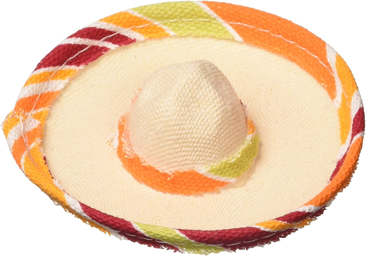 Pack of 12 Sombrero Hair Clip