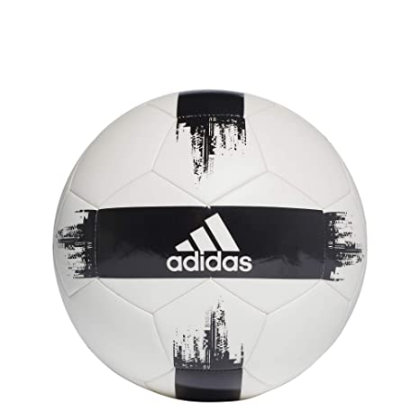 6b9b136c3 Buy ADIDAS EPP II DN8716 White Black Ball Online at Low Prices in India -  Amazon.in