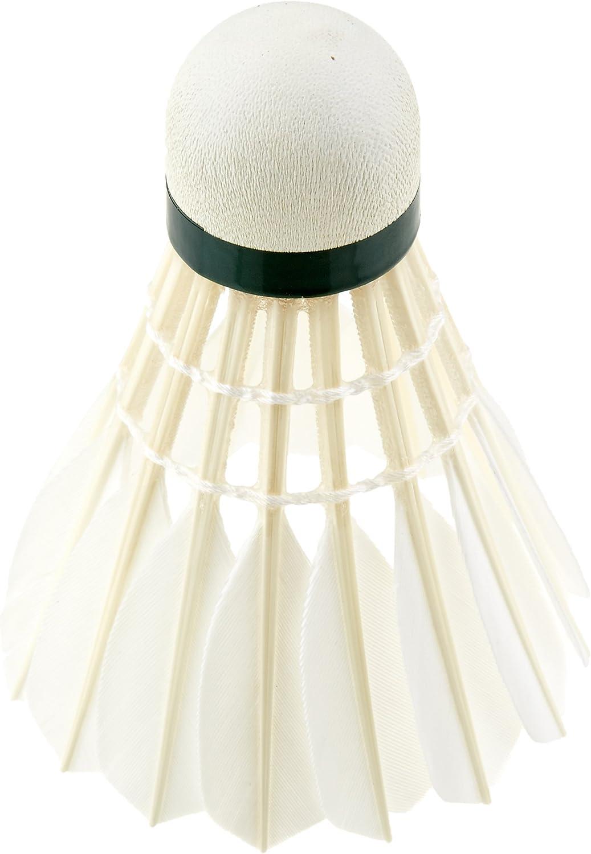 Tube of 12 Shuttlecocks Yonex Aerosensa 50 Feather  Badminton Shuttles