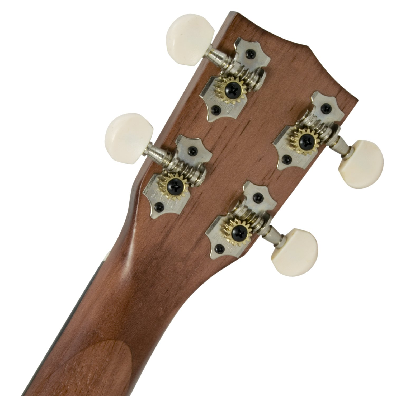 mahalo 2500 mk1 kahiko series soprano ukulele brown