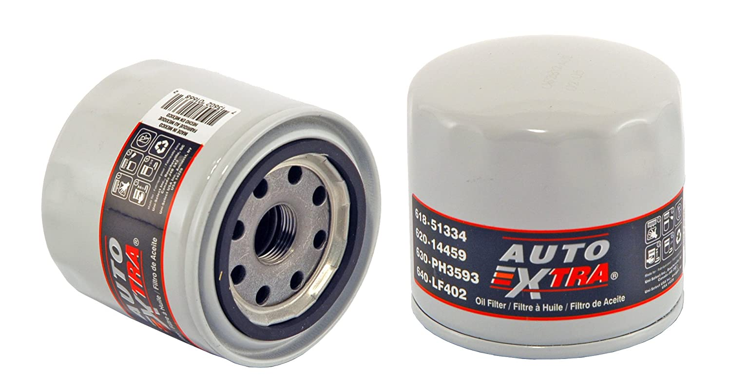 Amazon.com: Auto extra 618 – 51334 Filtro de aceite: Automotive