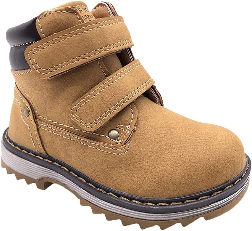 TZJS Kids' Hiking Boots for Boys Girls