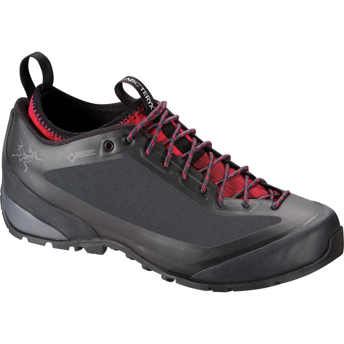 (アークテリクス) Arc'teryx Acrux FL GTX Approach Shoe - Women'sメンズ バックパック リュック Graphite/Orchid [並行輸入品] B077N737Q3  US 9.0/UK 7.5