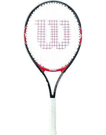 97dba5f275 WILSON Roger Federer, Racchetta da Tennis Unisex Bambini