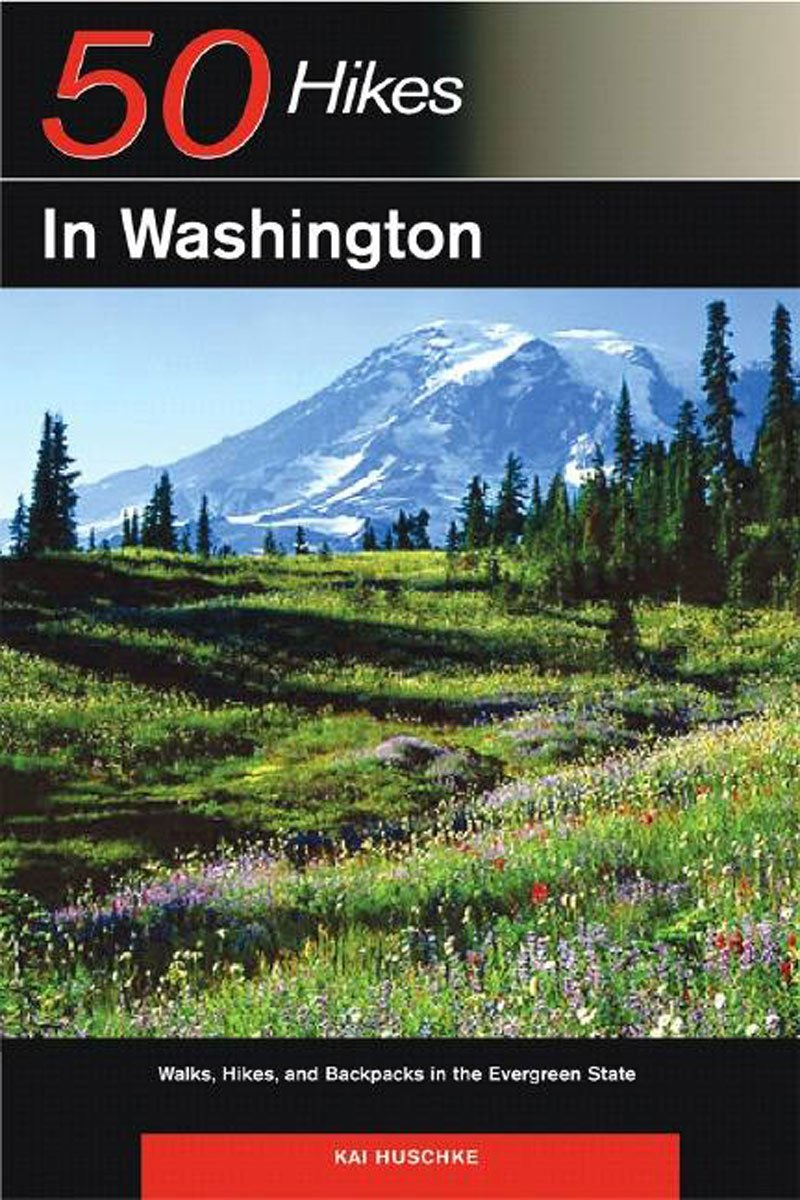 Read Online 50 Hikes in Washington: Walks, Hikes, and Backpacks in the Evergreen State ebook