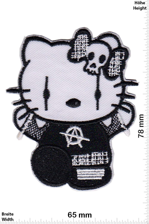 Parche – Hello Kitty – Anarchy – Dibujo Hello Kitty – Hello Kitty ...
