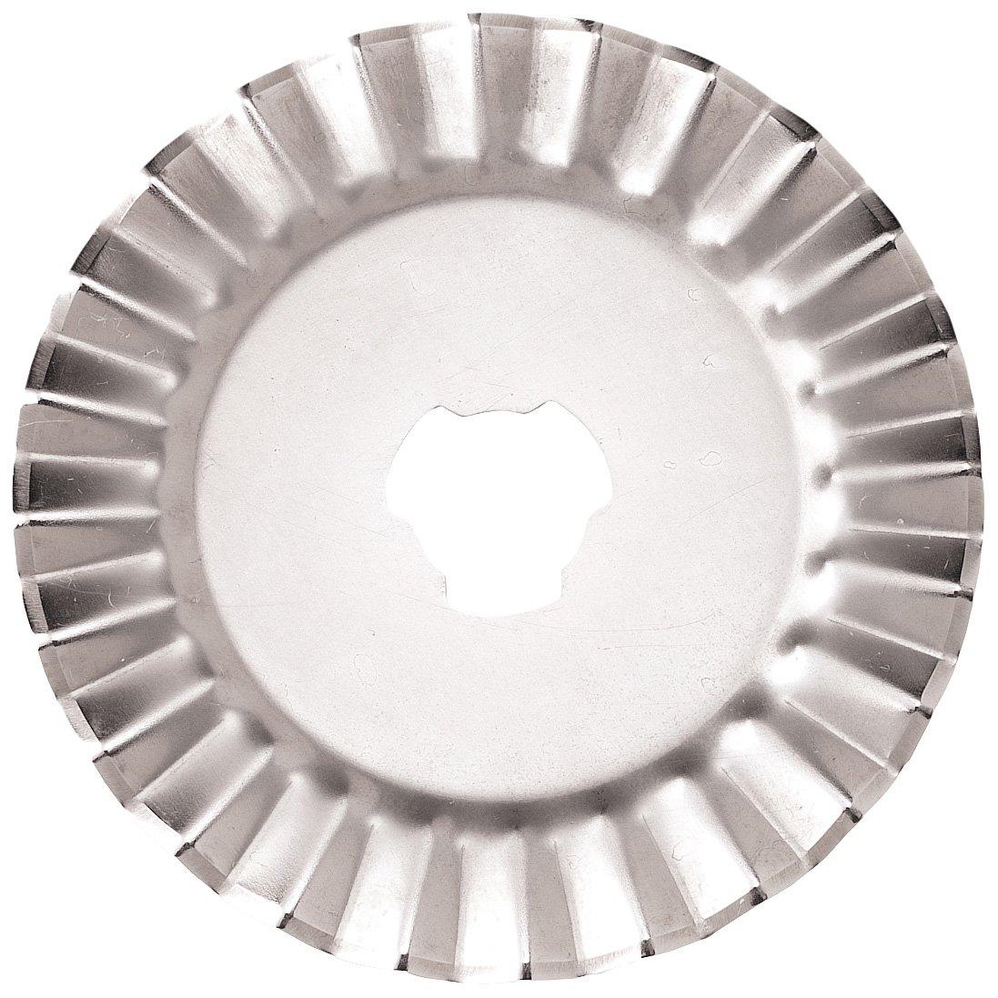 Fiskars 93518097J Decorative Rotary Replacement Pinking Blade, 45mm