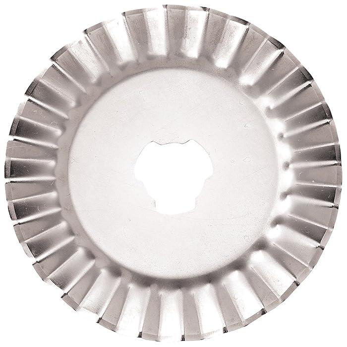 The Best Fiskars Rotary Cutter 60 Mm Pinking Blades