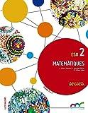 Matemàtiques 2. (Aprendre és créixer en connexió) - 9788469815502