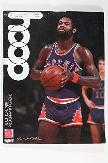 finest selection 53a9f b26ac HOOP, THE OFFICIAL NBA PROGRAM MAGAZINE, THE 35TH ...