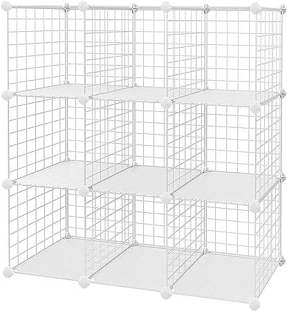 Estantería especial - Nuestro armario con 6 compartimentos (9 compartimentos LPI115W/ 12 compartimen