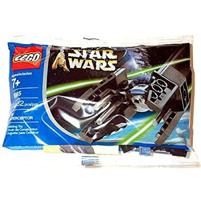Tie Interceptor Mini Star Wars LEGO Set 6965: Toys & Games