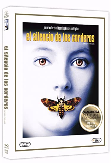 El Silencio De Los Corderos - Faceplate Blu-Ray Blu-ray: Amazon.es: Jodie Foster, ¿Anthony Hopkins, Scott Glenn, Ted Levine, Anthony Heald, Diane Baker, Brooke Smith, Tracey Walter, Kasi Lemmons, Chris Isaak, Charles Napier, ¿