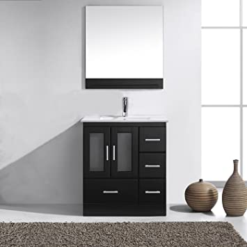 Virtu USA MS 6730 C ES Modern 30 Inch Single Sink Bathroom. Virtu USA MS 6730 C ES Modern 30 Inch Single Sink Bathroom Vanity
