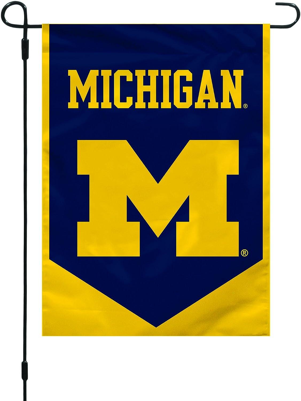 """Fremont Die NCAA Garden Flag, 12"""" x 16"""
