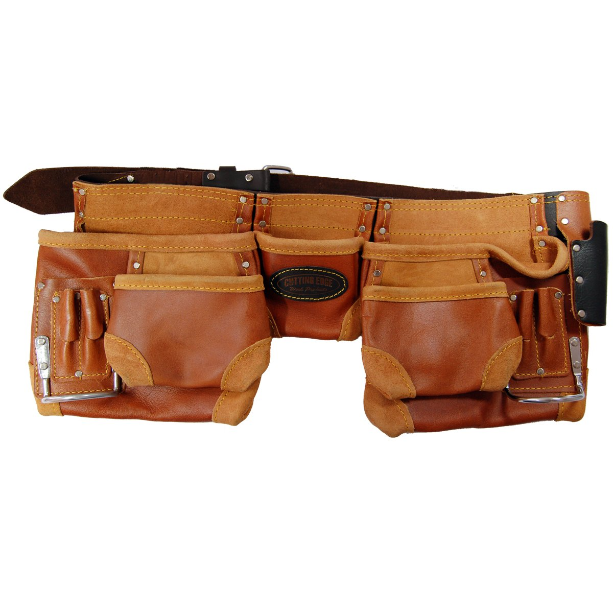 Astra Carpenters Tool Apron CEOTSP11P Split Oil Tan Leather