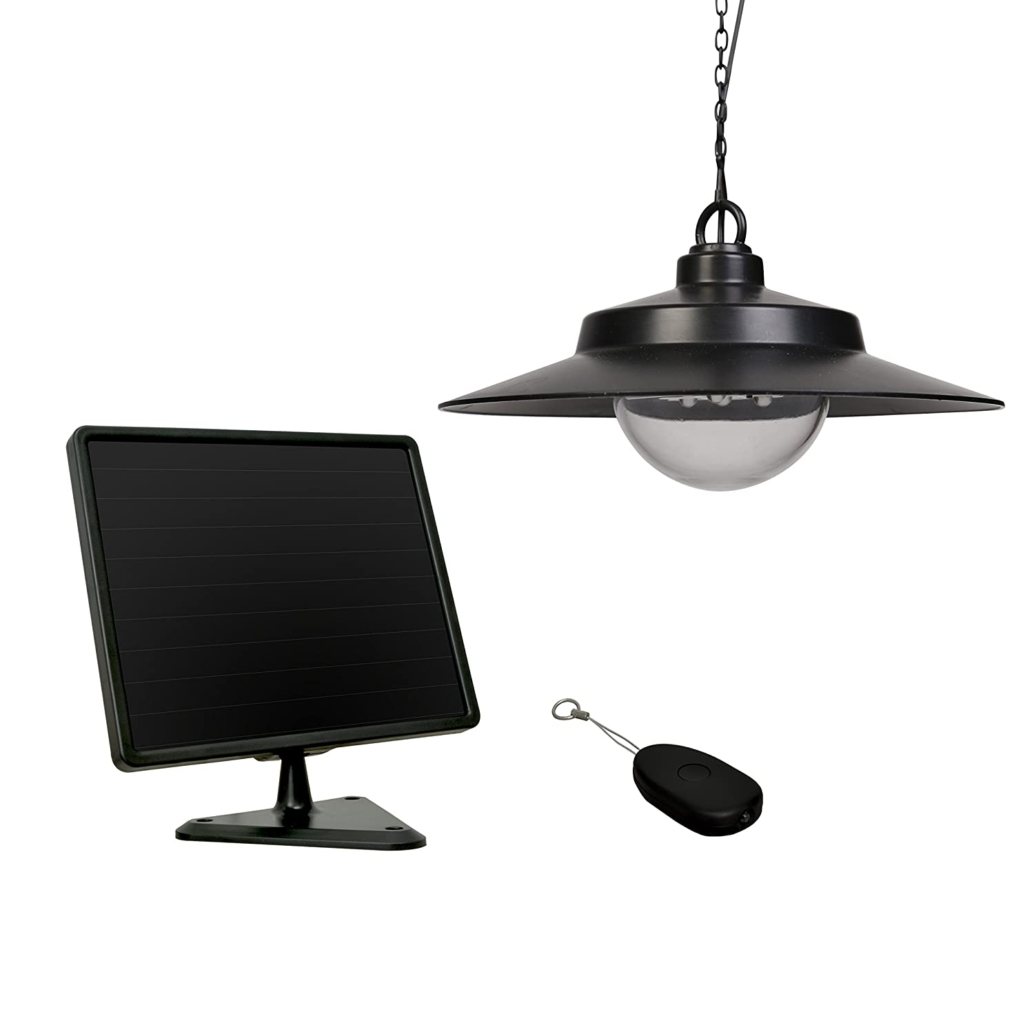 Sunforce 81091 Solar Hanging Light with Remote