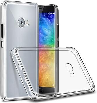 Digital Bay Funda XIAOMI MI Note 2 [Liquid Crystal] Flexible TPU ...