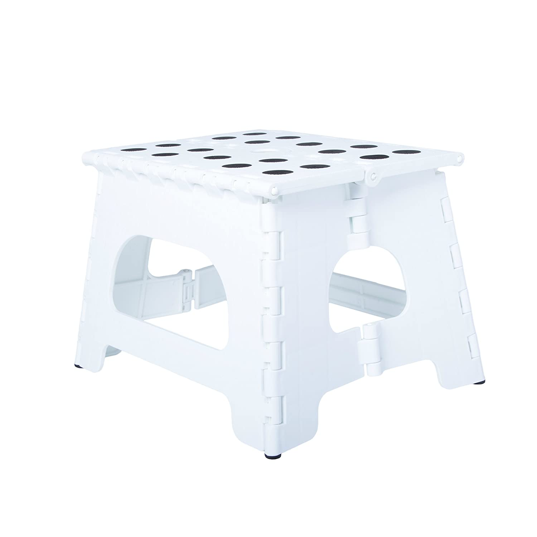 Sensational Range Kleen Single Step Stool Amazon Co Uk Kitchen Home Onthecornerstone Fun Painted Chair Ideas Images Onthecornerstoneorg