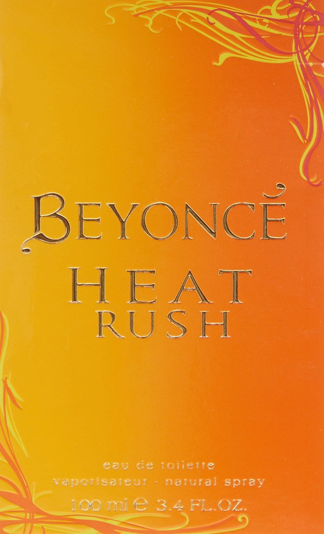 Beyonce Heat Rush by Beyonce, Eau De Toilette Spray, 3.4 Ounce by Beyonce (Image #2)