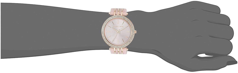 95156dd1bec2 Amazon.com  Michael Kors Women s Darci Rose Gold-Tone Watch MK4327  Watches