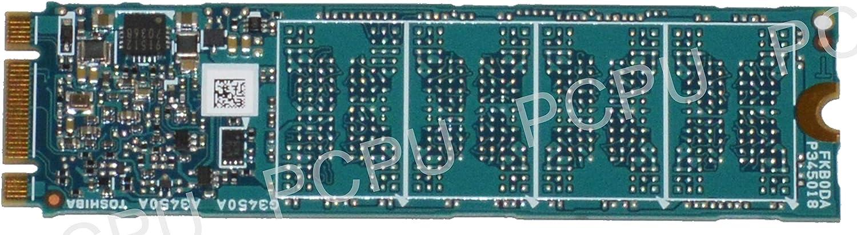 PC Parts Unlimited THNSNJ256G8NY Toshiba HG6 M.2 mSATA 256GB Solid State SSD