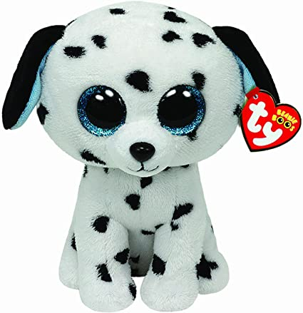 Ty 7136042 - Perro dálmata de peluche Fetch (15 cm) [importado de Alemania]: Amazon.es: Juguetes y juegos