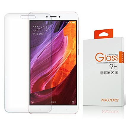 Amazon nacodex xiaomi redmi note 4x screen protector tempered nacodex xiaomi redmi note 4x screen protector tempered glass 9h hardness case friendly for stopboris Image collections