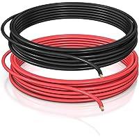 DCSk 1,5mm² - 10m - automobiel kabel FLRY B asymmetrisch - 1,50 mm² - automobiel kabel streng - set kleur rood/zwart…