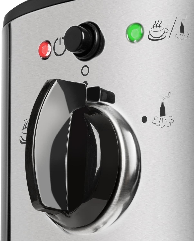 Klarstein Passionata Rossa 15 - Máquina de espresso, Cafetera ...
