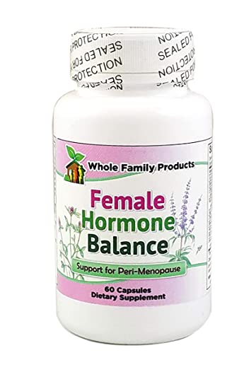 What supplements are good for hormones