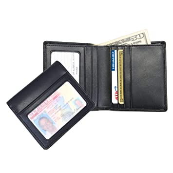 cd7842363d2a Amazon.com  Royce Leather 100 Step Wallet